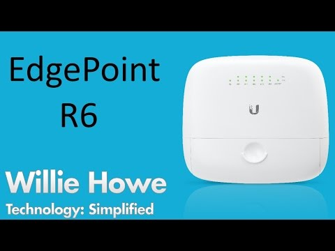 Ubiquiti EdgePoint R6 - Unbox-Setup-Upgrade