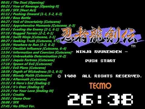 Nes: Ninja Gaiden Soundtrack