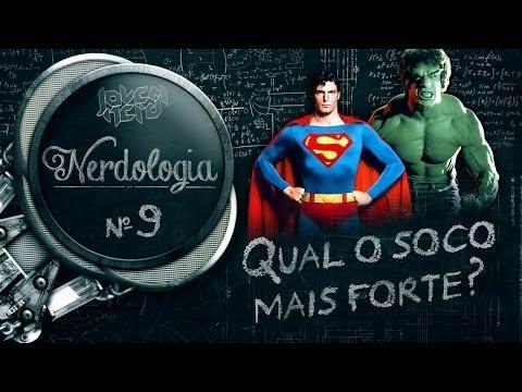 QUAL O SOCO MAIS FORTE? | Nerdologia
