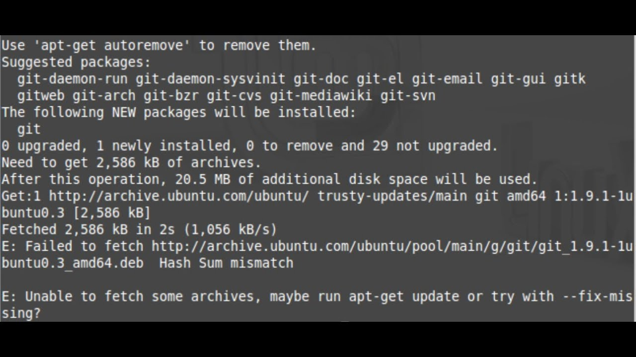 3 ways to fix corrupted package in Linux system