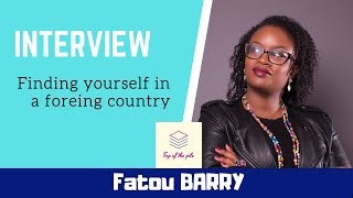 "Interview ""Finding yourself in a foreign country"" with Fatou Barry"