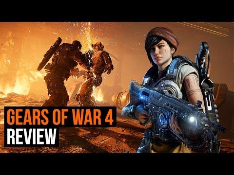Gears of War 4 review:
