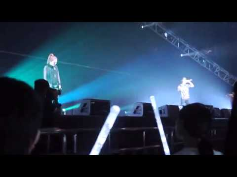 (140930) Gary & Jung In - 자전거 Bicycle (Live)