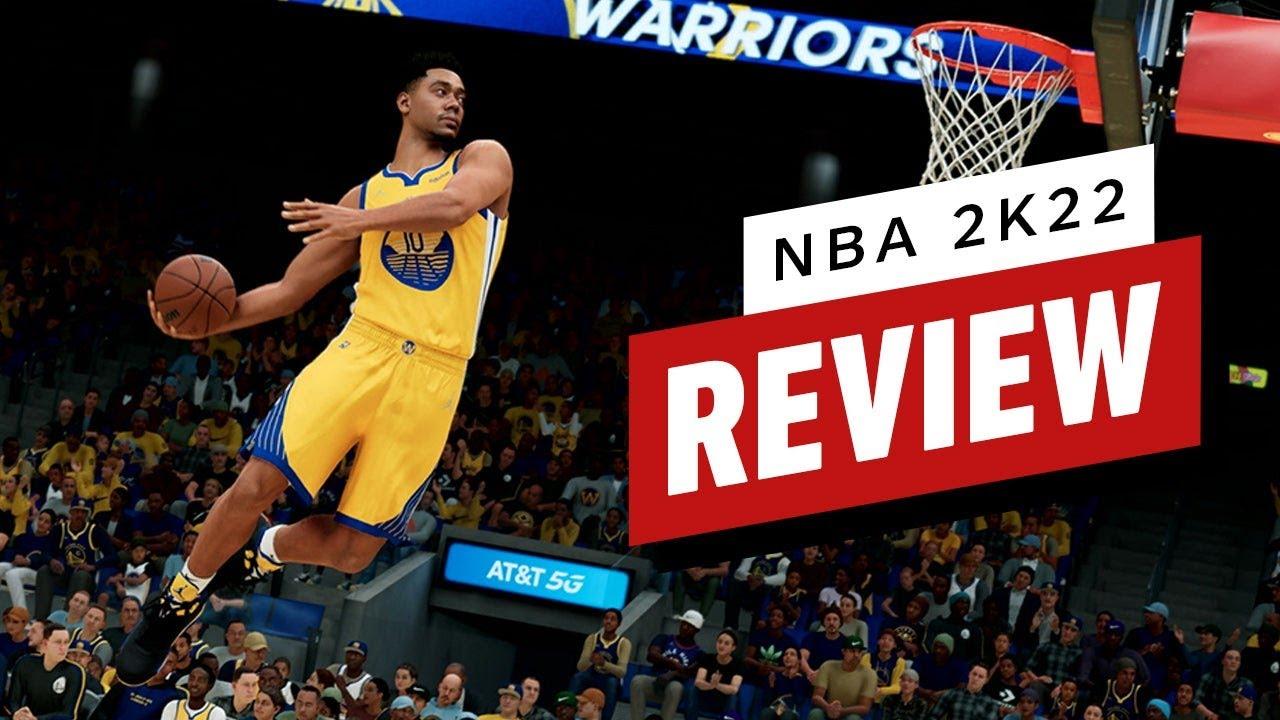 Download NBA 2K22 Review