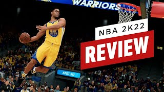 NBA 2K22 Review (Video Game Video Review)
