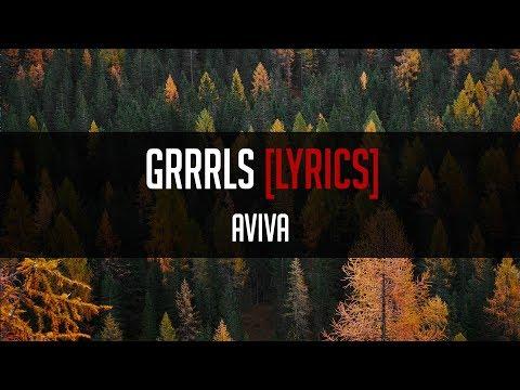 AViVA - GRRRLS [LYRICS]