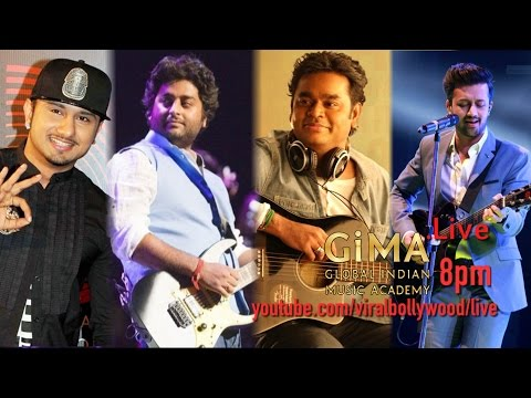 live-:-gima-awards-2016-|-global-indian-music-academy-red-carpet-|-8pm-|-viralbollywood