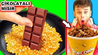 HEMEN DENEMEK İSTEYECEĞİNİZ 10 KOLAY TATLI TARİFİ (Çikolatalı Mısır, Fincan Kek, Beyaz Nutella)