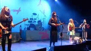 Katzenjammer - Rockland - Live @ O2 Shepherds Bush Empire, London, Tuesday 17th November 2015 HD