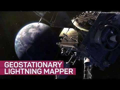 Geostationary Lightning Mapper sends first images back to Earth (CNET News)