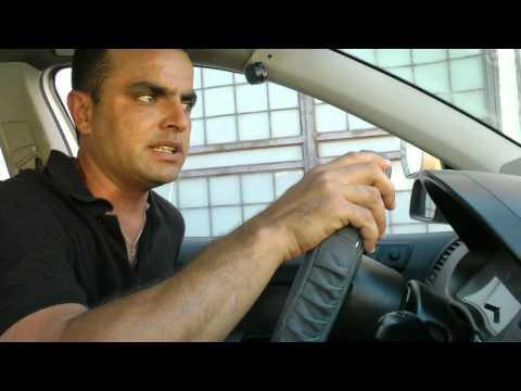 לימוד נהיגה שעור וידאו