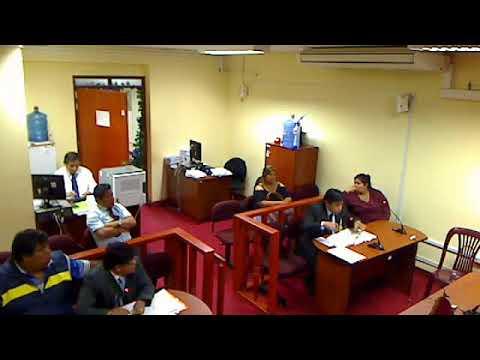 Excepción de Prescripción de la Acción Penal - Proceso Inmediato O.A.F