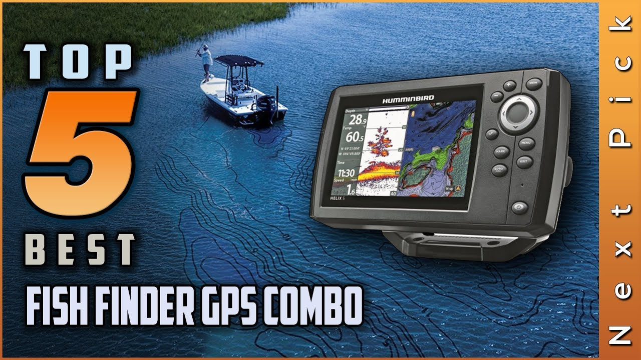 Best Fishfinder Gps Combo 2021 Top 5 Best Fish Finder GPS Combo Review in 2020   YouTube