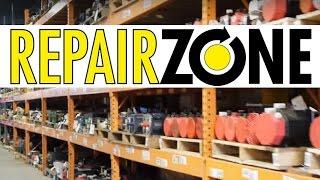 Servo Motor Repair: Why REPAIR ZONE?