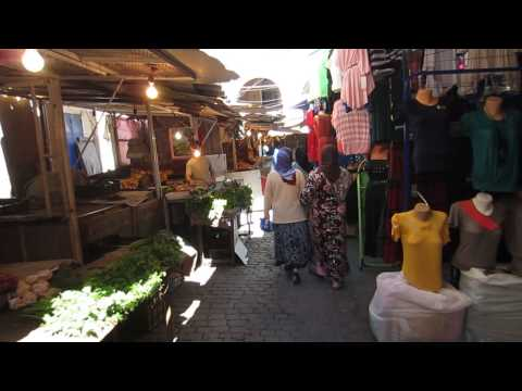 Algeria | Street Scenes in the Algiers' historic Casbah | Video #3