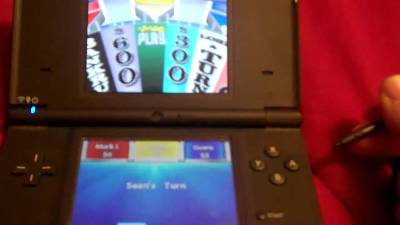 Nintendo Switch Wheel Of Fortune