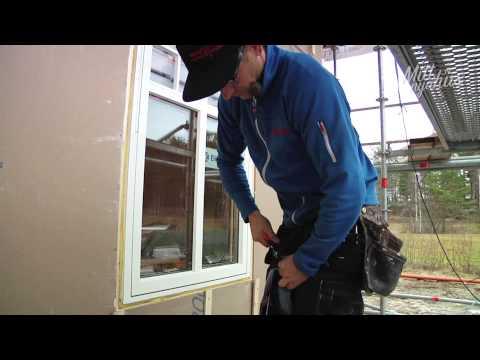 Hur gör snickaren - Utvändig drev och tejp