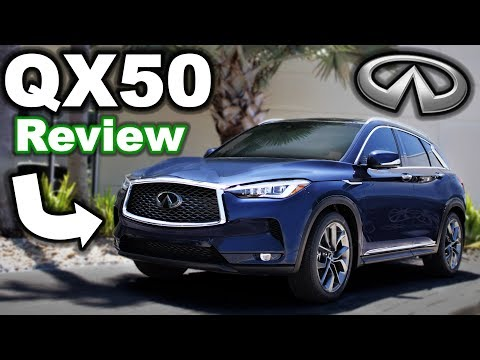 2019 Infiniti QX50 ESSENTIAL Review | A BETTER Buy Than Lexus?
