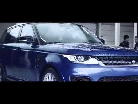 Range Rover Sport SVR: Classified: Safe for Civilian Operations