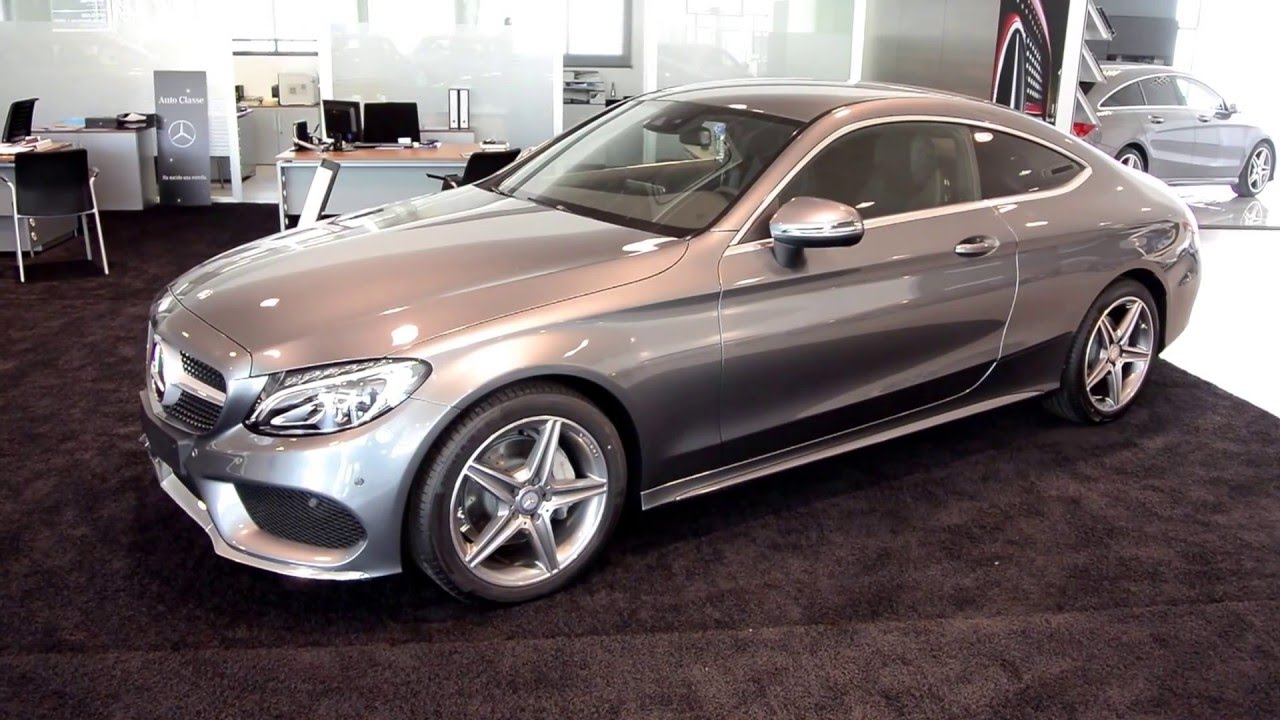 Mercedes Clase C Coupe Review En Espanol Prueba Test