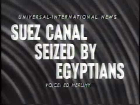 Suez Canal Seized By Egyptians VIDEO.mp4