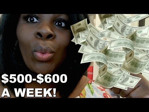 HOW I MADE $600 A WEEK ONLINE WORKING FROM HOME WITH NO EXPERIENCE!
