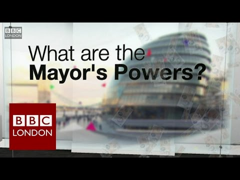 London Mayor - what powers do they have?