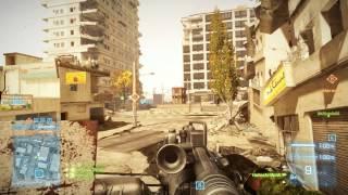 Battlefield 3: Aftermath Gameplay