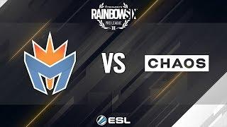 Rainbow Six Pro League - Season 9 - EU - Mockit Esports vs. CHAOS - Week 1