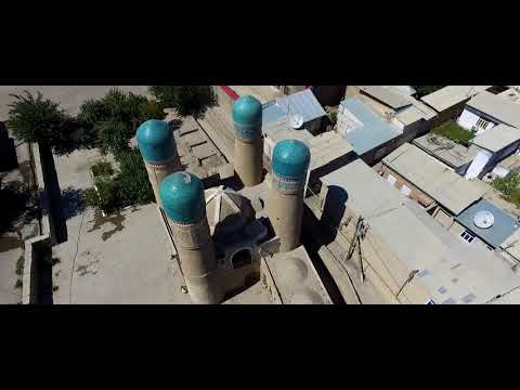 Trip with friends and drones in central Asia