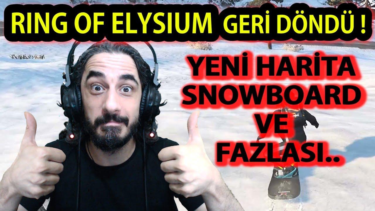 RING OF ELYSIUM GERİ DÖNDÜ (STEAM'DE ÜCRETSİZ)