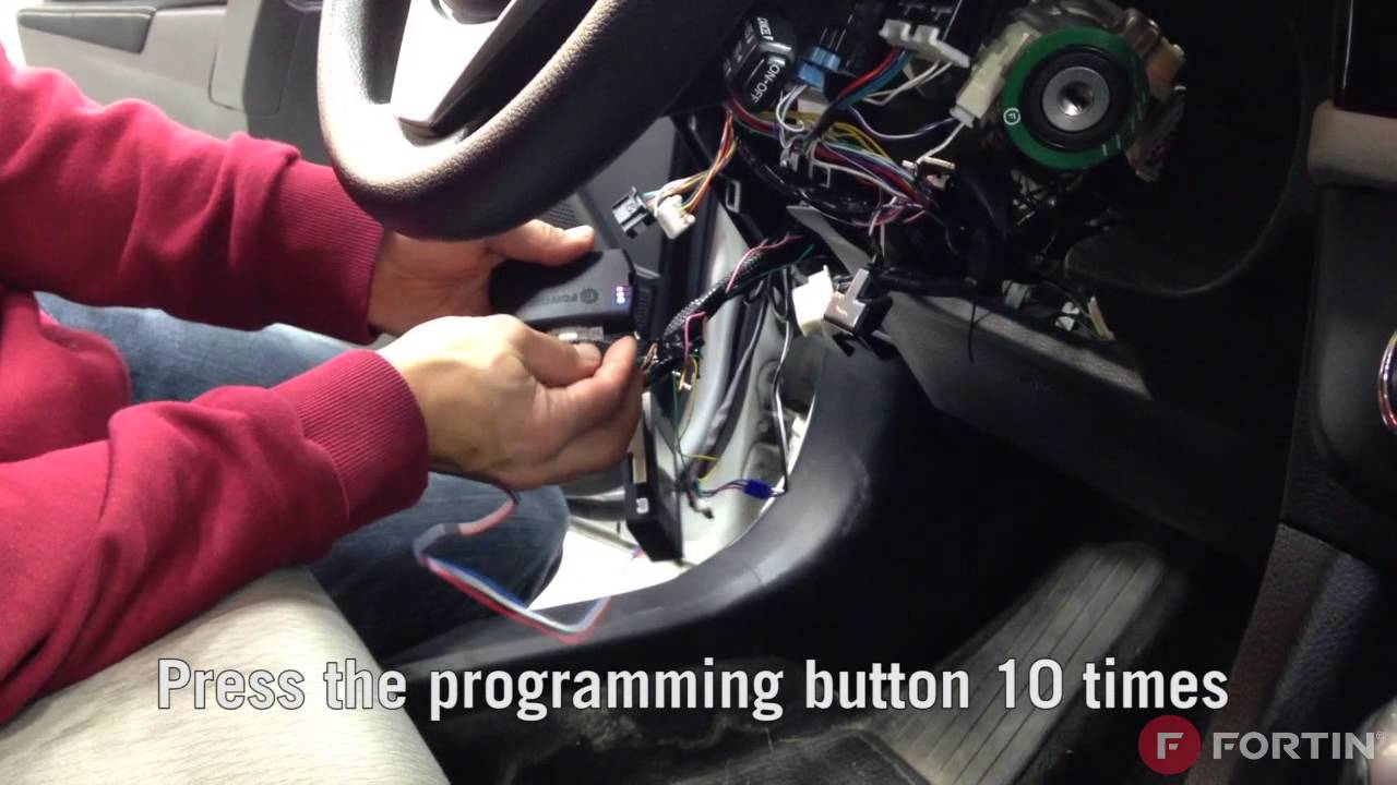 maxresdefault toyota h key evo all or evo one programming youtube fortin evo all wiring diagram at bakdesigns.co