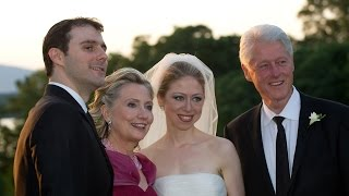 Did The Clinton Foundation Pay for Chelsea's 2010 Wedding?