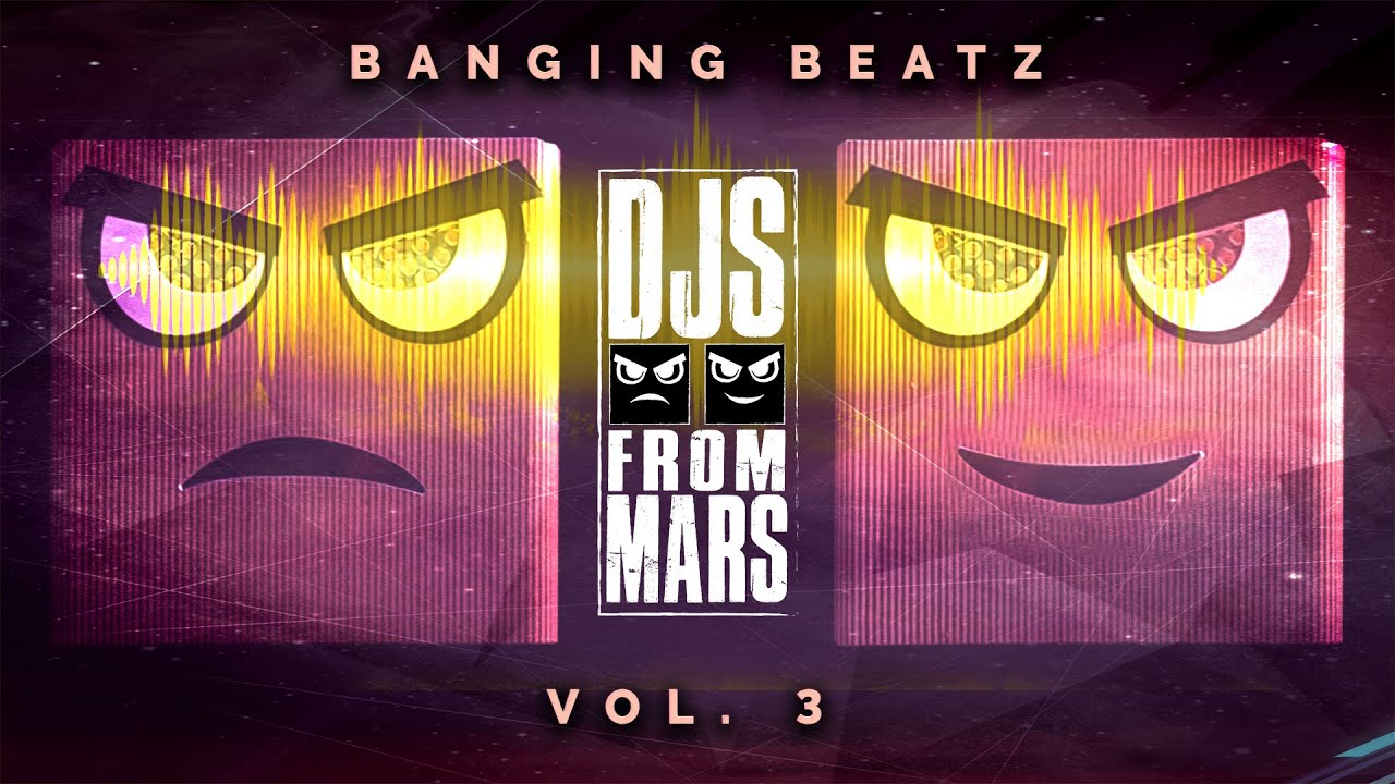 DJS FROM MARS BANGING BEATZ VOL.3 - SAMPLE PACK - FREE DOWNLOAD (link in the description)