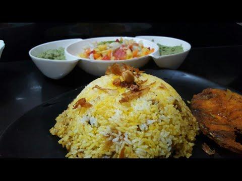 KERALA STYLE FISH BIRIYANI || How To Make Kerala Style Fish Biriyani ||funny Food Experiment