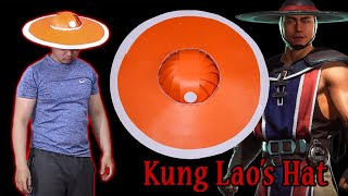 Mortal Kombat 2021 How To Make Kung Lao Razor-rimmed Hat