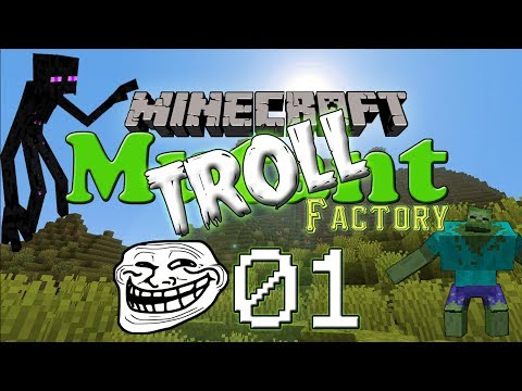 [Minecraft FR]Troll the Mutant 01 : Prank aux bouquins piégés