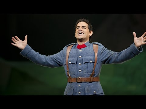 La fille du régiment - 'Ah! mes amis' (Donizetti; Juan Diego Flórez, The Royal Opera)