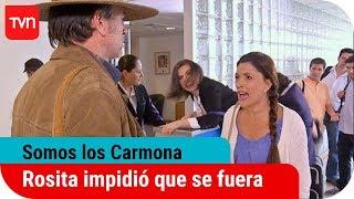 Somos Los Carmona Ep. 37: Rosita impidió que Facundo se fuera con Isabel