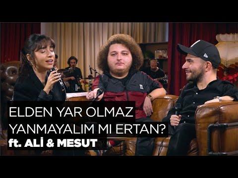 Zeynep Bastık w/ @Ali Biçim  @Mesut Can Tomay  – Elden Yar Olmaz, Yanmayalım mı Ertan? Akustik