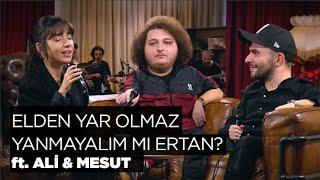 Zeynep Bastık w/ @Ali Biçim @Mesut Can Tomay - Elden Yar Olmaz, Yanmayalım mı Ertan? Akustik
