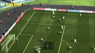 видео Скачать PES 2012 Pro Evolution Soccer / Профессиональный футбол 2012 1.0.5 на андроид
