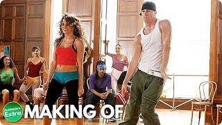 STEP UP (2006) | Behind the scenes of Channing Tatum Music Movie