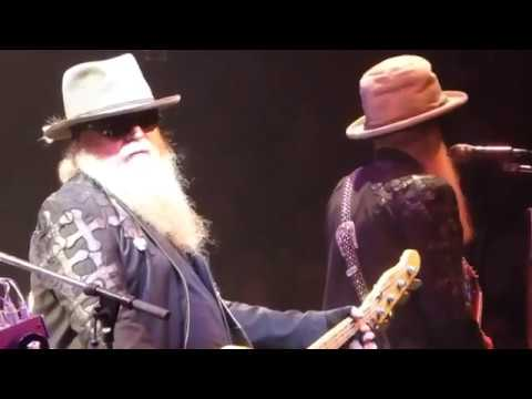 "ZZ Top - ""Jesus Just Left Chicago""  LIVE!  from the Cape Cod Melody Tent  Hyannis MA  08.28.18"