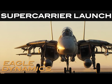 SUPERCARRIER LAUNCH - IT'S MY LIFE