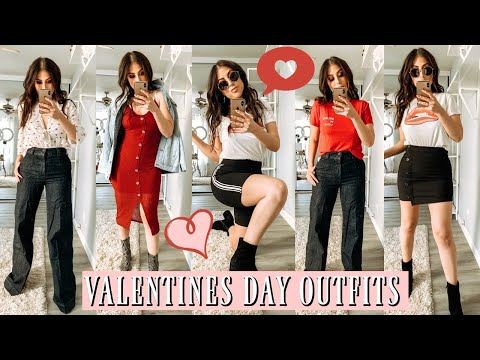 7b41a646d2fed VALENTINES DAY 2019 OUTFIT IDEAS TRY ON HAUL