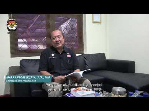 Zona Integritas & Reformasi Birokrasi: Akuntabilitas Laporan Keuangan KPU Provinsi NTB