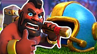 IS HOG OP IN FOOTBALL? - Clash Royale