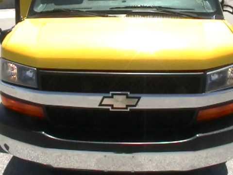 Chevy Minibus!  A 2008 For Just $17,450! Las Vegas Bus Sales
