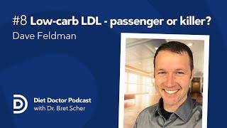 Diet Doctor Podcast #8 — Dave Feldman